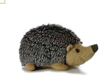 6 Inch Mini Flopsie Howie Hedgehog Plush Stuffed Animal by Aurora