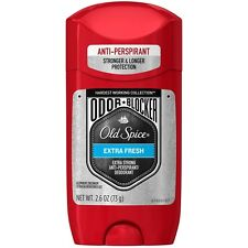 Old Spice Odor Blocker Anti-Perspirant - Deodorant, Extra Fresh 2.60 oz