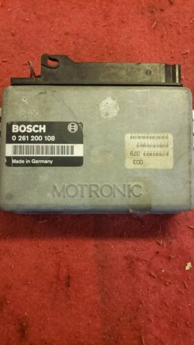 Alfa Romeo ECU Bosch 0261200108
