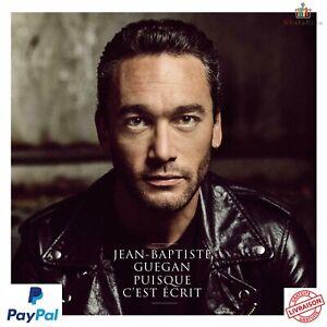 CD-Nouvel-Album-Jean-Baptiste-Guegan-Puisque-C-039-est-Ecrit-Johnny-Hallyday