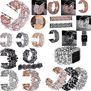Bracelets-for-Apple-Watch-Iwatch-38-42-40-44mm-Rhinestone-Wrist-Watch-Band-Strap