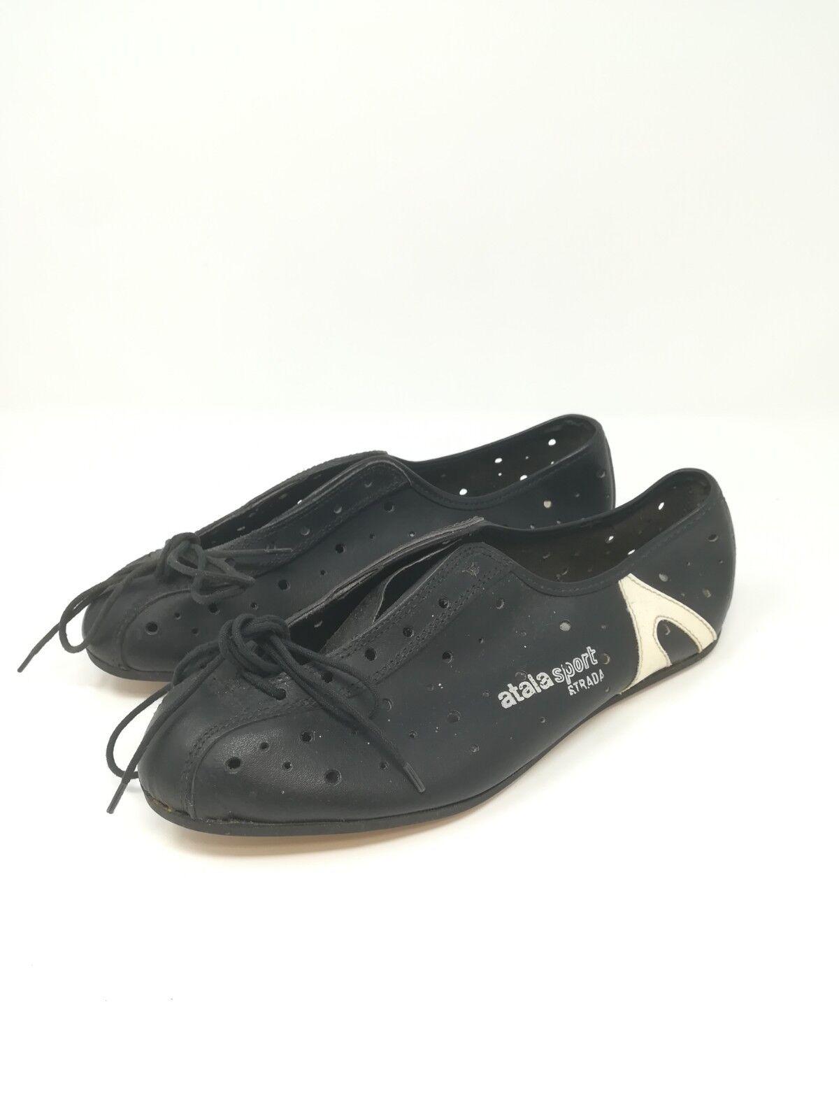 Vintage scarpe ciclismo cycling schuhe  sport Atala sport  Strada 35 NOS 5e166c