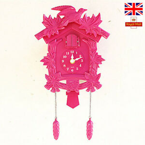 European-Cuckoo-Clock-House-Wall-Clock-Smart-Call-Pastorable-Style-Home-Decor