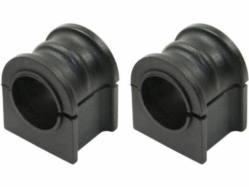 For 2005-2014 Ford Mustang Sway Bar Bushing Kit Front To Frame Moog 49897PN 2006