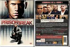 PRISON BREAK -  Integrale de la Saison 1 -  Coffret digipack 6dvd Edition Velour