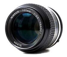 Nikon Nikkor 105mm 1:2.5