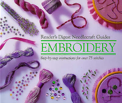 """""""Reader's Digest"""" Basic Guide Embroidery (""""Reader's Digest"""" needlecraft guide),"""