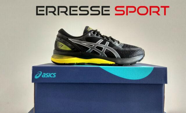 Asics Gel Nimbus 21 scarpe running corsa uomo A3 neutre