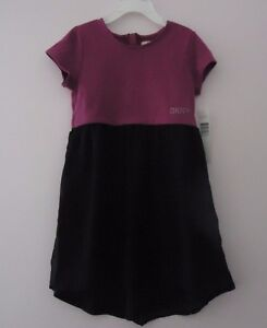 Image Is Loading S Black Amp Pink Summer Dress Made By