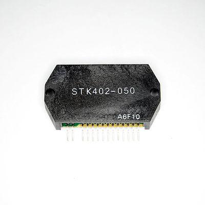 STK401-100 Sanyo NEW Original WITH HEATSINK COMPOUND Integrated Circuit IC