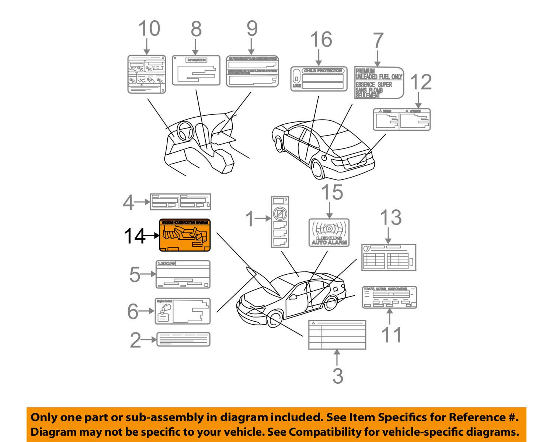 Lexus Es 350 3 5l Engine Diagram | Wiring Library