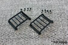 Pair Front Light Guards / Grilles for Gelande D90 Landrover Crawler RC4WD 1/10