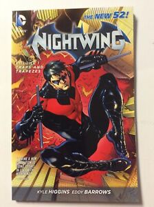 Nightwing-By-Kyle-Higgins-New-52-Vol-1-3-TPB-DC-Comics-Graphic-Novel-New-Unread