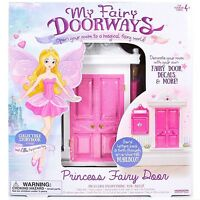 My Fairy Doorways Princess Pink Fairy Door