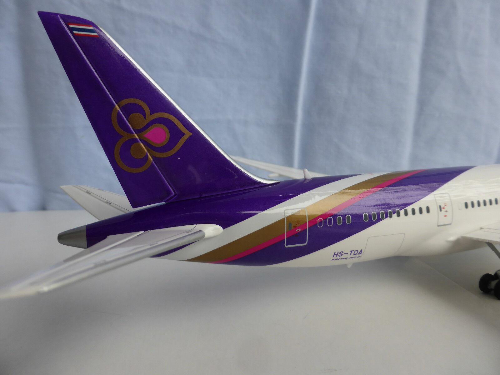 Thai Airways Boeing 787-8 1 200 Herpa Herpa Herpa 556958 787 Dreamliner HS-TQA Ongkharak 46347d