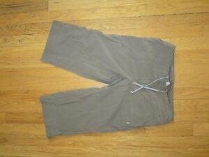 The-North-Face-Cargo-Crop-Capri-nylon-Women-039-s-Size-4