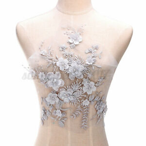 3D-Flower-Pearl-Beaded-Embroidery-Lace-Applique-Patch-Wedding-Dress-Fabric