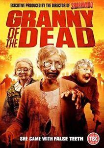 Granny-Of-The-Dead-DVD-Nuovo-DVD-MBF155