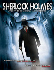 Sherlock Holmes and the Shadow Watchers - NEW THRILLER DVD!