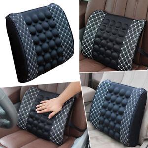 Car-Massage-Cushion-Lumbar-Waist-Support-Auto-SUV-Seat-Back-Cushion-Electric-12V