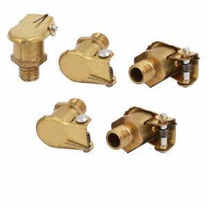5-6mm-Thread-Diameter-Oil-Lubricating-Part-Spring-Cap-Metal-Grease-Cup-5pcs