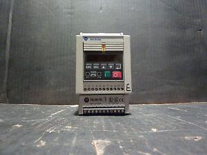 Allen Bradley 160-BA01NPS1P1 Series C .5 Hp Starter 160-DM-PS1