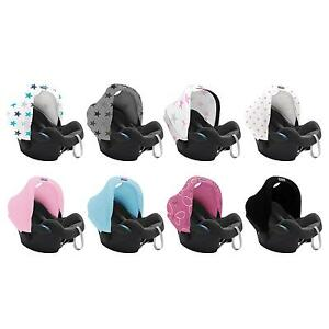 Image is loading Dooky-Hoody-Baby-Car-Seat-Hood-Shade-Canopy-  sc 1 st  eBay & Dooky Hoody Baby Car Seat Hood Shade Canopy Infant Carrier Universal ...