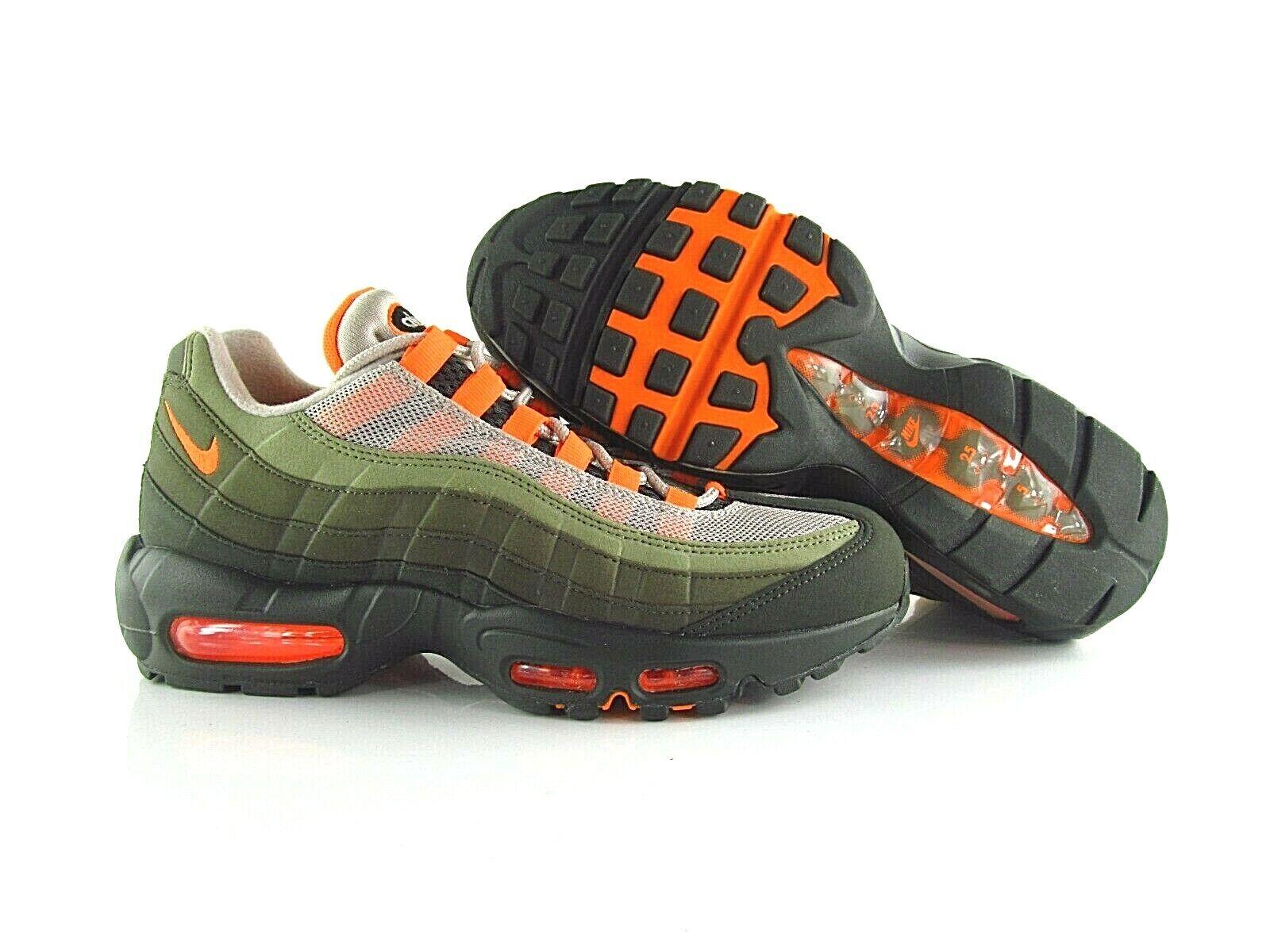 Nike Air MAx 95 95 95 OG Premium 90 87 1  Orange String  UK_9 US_10 EUR 44  fe29c6