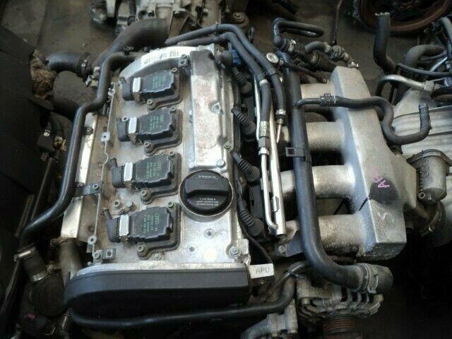 audi A3-A4 1.8 20v turbo engine(apu) FOR SALE