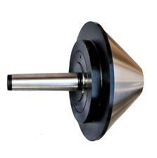 New 5 120mm Mt2 Bull Nose Live Center Morse Taper 2 For Lathe
