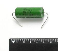 12 pcs .047uf 0.047uf 100v  metalized film mylar capacitors