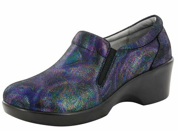 Alegria Eryn Womens Career Fashion Wedge