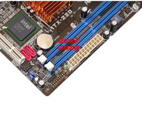 for Asus ITX-220 LGA775 DDR2 17*17 CPU ATOM+ION ITX-220 ATOM+ION ATX  Intel HDMI