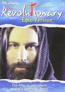 The-Revolutionary-Epic-Version-DVD-By-John-Kay-Steel-VERY-GOOD
