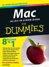Mac Fur Dummies, Alles-in-einem-band by Joe Hutsko, Barbara Boyd (Paperback, 2012)