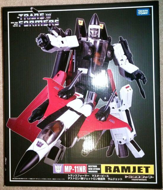 TakaraTomy Transformers G1 Masterpiece MP-11NR Ramjet