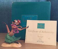Wdcc / Walt Disney Classics The Lion King Timon Luau! Figurine Boxed & Coa