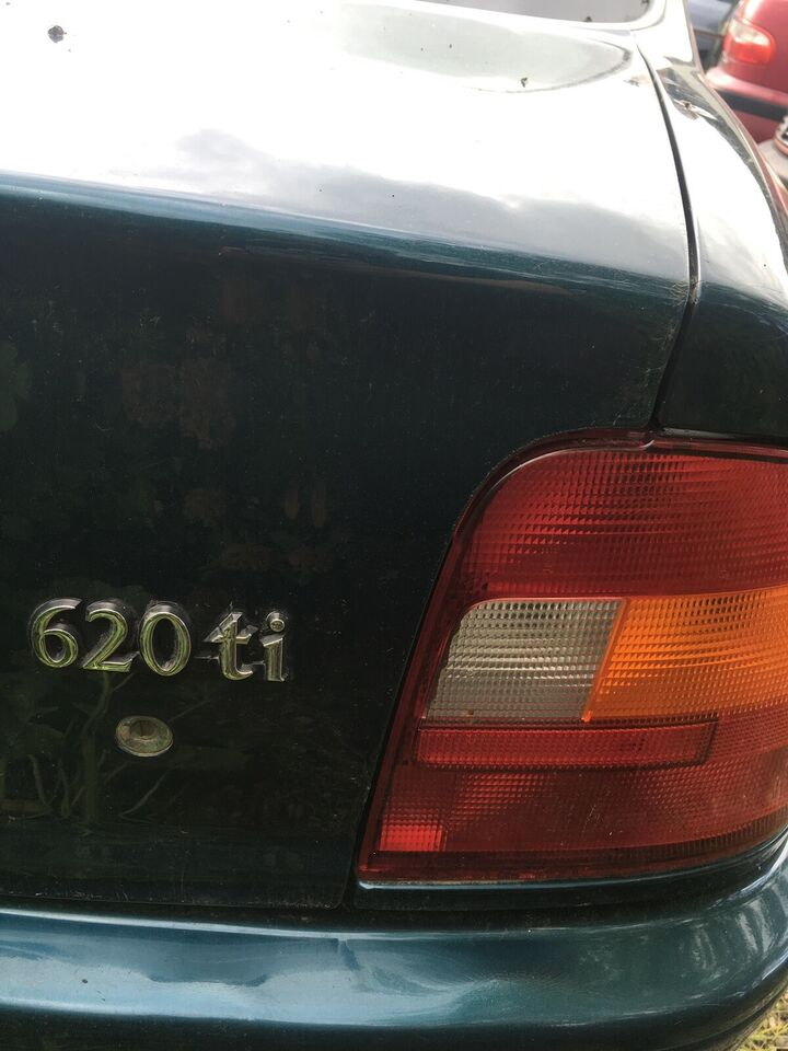 Rover 620, 2,0 Ti, Benzin