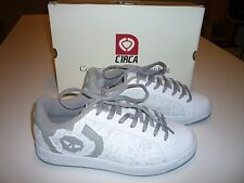 CIRCA 211 BOLD SKULL WHITE/GREY SAILOR NITB Mens Size 10