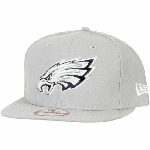 New era 9 fifty SnapBack Cap-NFL Philadelphia Eagles gris