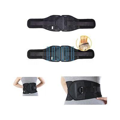 Rückenbandage Stützgürtel Rücken Stabilisator Haltungskorrektur R-053