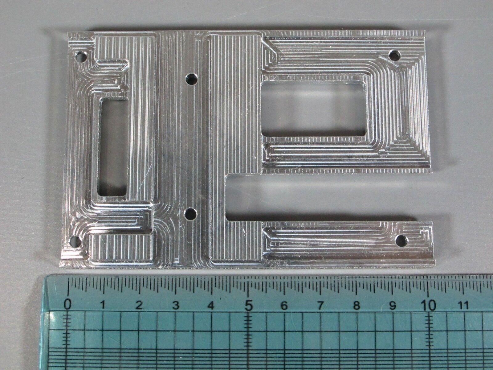 Aluminum Aluminum Aluminum 5th Rueda Coupling + Servo Mount Plate Tamiya RC 1 14 re Gre Hauler 4b1bcf
