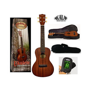 makala mk c pack kala brand concert ukulele bundle ebay. Black Bedroom Furniture Sets. Home Design Ideas