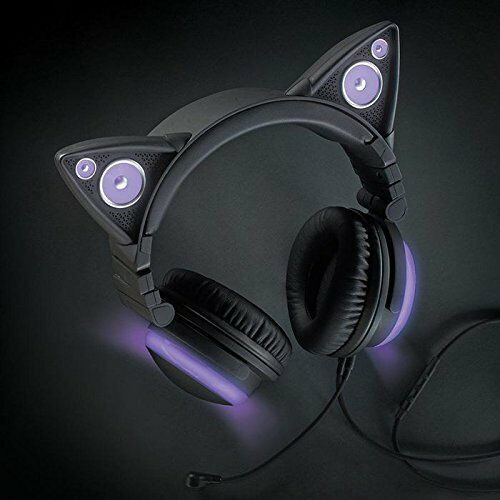 LED-with-high-function-cat-ear-headphones-AXENT-WEAR-Cat-Ear-Headphones-Purple