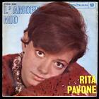 RITA PAVONE DISCO 45 GIRI L' AMORE MIO B/W SAN FRANCESCO - RCA PM45 3300
