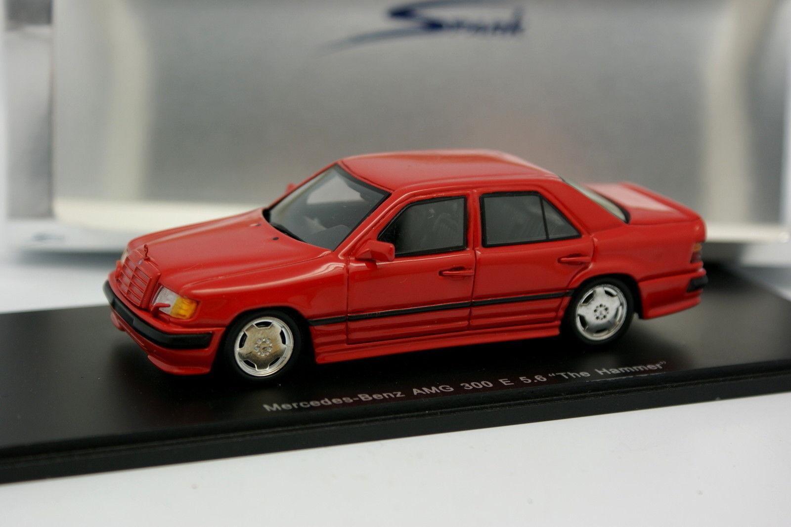 Spark 1 43 - Mercedes AMG 300 E 5.6 The Hammer Rouge