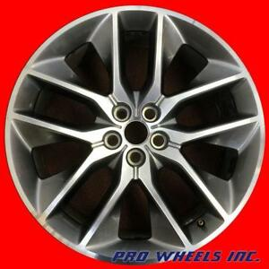 Image Is Loading Ford Edge X  Machined Gray Factory Original