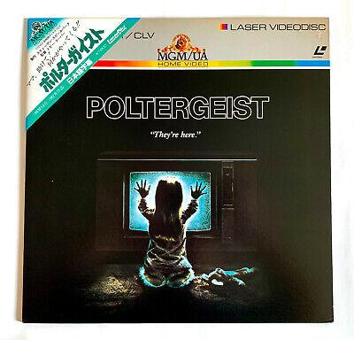 POLTERGEIST Japanese Souvenir Program 1982 Tobe Hooper