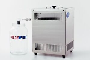 NEW-SteamPure-PD-Stainless-Steel-Counter-Top-Pure-Water-Distiller-Steam-Pure