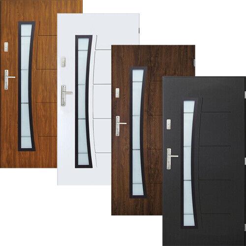 Tür Pop 02 Stahltür Haustür Eingangstür Pantor 90 Breite Nano Advance